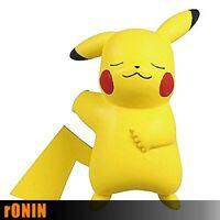 PIKACHU - POKEMON SUN & MOON OYASUMI FRIENDS 2 Desktop Mascot TAKARA TOMY