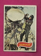 Rare 1967 # 37 Planet Of The Apes Galens Plan Ex+ Card (Inv# A2597)
