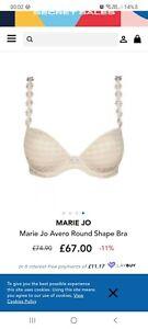 Marie Jo Avero Bra Push Up Bra 0200417 Womens Underwired size 38D  RRP £59