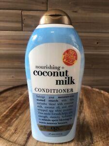 Organix Nourishing Coconut Milk Conditioner, 19.5oz