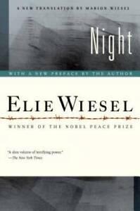 Night (Night) - Paperback By Elie Wiesel - GOOD