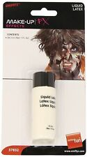 Latex Liquide Fancy Dress Halloween Fx Zombie Visage Peinture Faux Scar MAKE UP