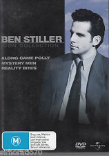 BEN STILLER  DVD R4 Along Came Molly - Mystery Man - Reality Bites