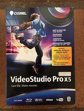 VideoStudio Pro X5 Ultimate for  Windows Vista / 7 / XP