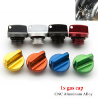 1PC Universal CNC Aluminum Alloy Modified Motorcycle Fuel Gas Cover Tank Cap