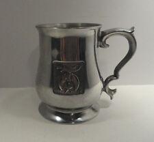 Shriner Pewter Mug / Cup / Tankard