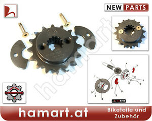 Ritzel SUPERPINION 525 16Z Sprocket Honda XRV 750 RD07 Africa Twin 93-00
