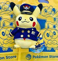 ✨POKEMON✨ STORE JAPAN OFFICIAL GOODS - NRT POKÉMON PILOT STANDING PLUSH DOLL