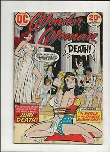 Wonder Woman #207 (1973) FN- 5.5