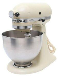 KitchenAid Hobart Model K45SS 250 Watt Variable Speed Vintage Stand Mixer
