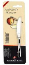 Windsor Fruit Knife Stainless Steel  by Grunwerg New Free Postage