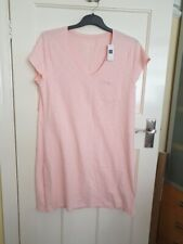 New peach t-shirt dress from Gap - size XL