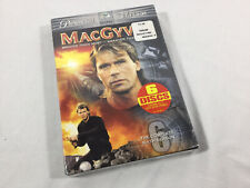 MacGyver - Complete Season 6 - Brand New Sealed 6 Dvd Set