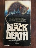 The Black Death by Gwyneth Cravens & John S Marr Ballantine Novel 1978 Paper
