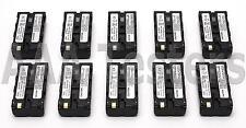 JDSU Test-Um Validator NT93 Lot Of 10 Brand New Batteries Battery
