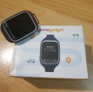 LG Verizon Kids LG-VC200 Gizmo Gadget Black Smart Watch Blue