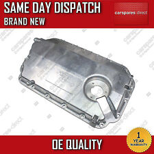AUDI A4, A6, A8 2.4, 2.7, 2.8 OIL SUMP PAN WITH BORE 1996>2005 *BRAND NEW*