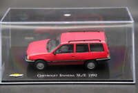 Altaya 1:43 Chevrolet Ipanema SLE 1992 Diecast Collection Models Limited Edition
