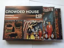 Crowded House Woodface 2003 by Crowded House 2 CD SET 724359202426