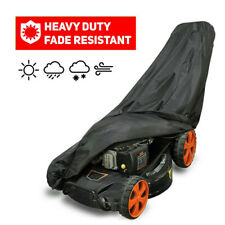 Waterproof Push Lawn Mower Cover Heavy Duty Dust Rain UV Protector Universal Fit