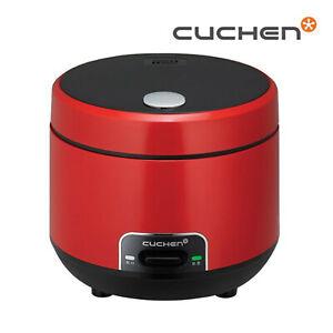 [6 Cups] New CUCHEN CJE-A0601 6 Guests Rice Cooker 220Volt Orange EMS Free