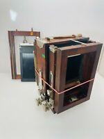 Antique Rochester NY Gundlach 4 x 5 Wood Folding Camera