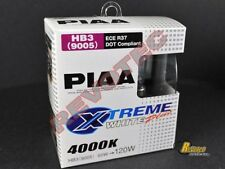 Piaa HB3 9005 Xtreme White Plus 4000K Replacement Bulbs Twin Pack