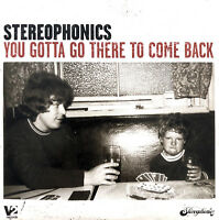 Stereophonics ‎CD You Gotta Go There To Come Back - Promo - Europe (VG+/EX+)