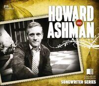 Howard Ashman - Sings Ashman [New CD]