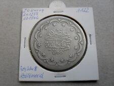 20 Kurush 1846 Kurus Piaster große Silber Münze #1122
