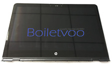 """HP Envy 858711-001 15.6"""" FHD LCD LED Touch Screen + Digitizer Assembly w/ Bezel"""