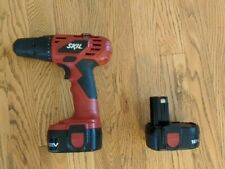 Skil 12v Drill Driver #2240 w/ 2 batteries - no charger - Good condition