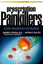 Prescription Painkillers: History, Pharmacology, a