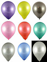 Latex Pearlised Good Quality Decoration Party Birthday Wedding Balloons