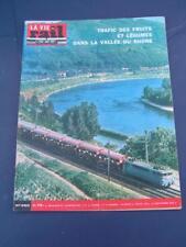 vie du rail 1964 960 CAVAILLON SAINT PeRAY RAMBERT EYRAGUES CHAREAURENARD LORIOL