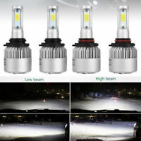 9005 9006 9007 H1 H4 H7 H11 8000LM LED Headlight Conversion Hi/Lo Car Beam Bulbs