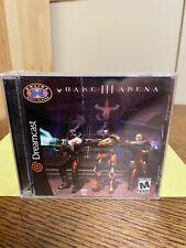 Sega Dreamcast Quake III Arena New Sealed