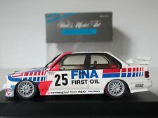 Minichamps, 1:43 Scale, BMW M3, 24Hr SPA, Schnitzer / FINA...#2004