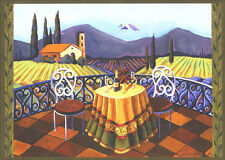 Wine Country Table 18 Boxed Christmas Cards by Lpg Greetings