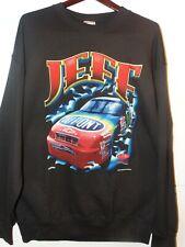 Jeff Gordon Vintage 90s Sweatshirt NASCAR Mens Size XL - RARE! NWT