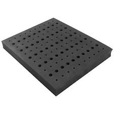 Router Bit Storage Tray - Foam Material for Safe Router Bit Storage, 1-5/16 inch
