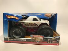 Arachnophobia Spider skulls Truck Hot Wheels Monster Jam 1/24 2007 24