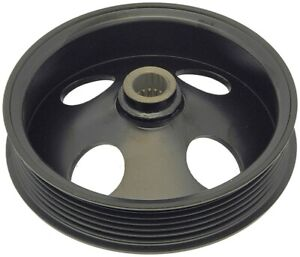 Dorman For Toyota Corolla 1998-2000  Power Steering Pump Pulley