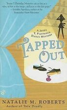 Tapped Out (Jenny T. Partridge Dance Mysteries, No. 2)-ExLibrary