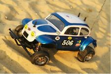 Tamiya Sand Scorcher REPRODUCTION VW Monster Beetle Baja Bug kamtec 033 LEXAN