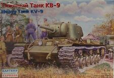 Eastern Express 1/35 KV-9 Soviet Heavy Tank Model Kit 35088