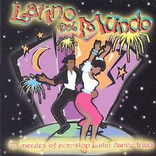 Various Artists : Latino Del Mundo CD