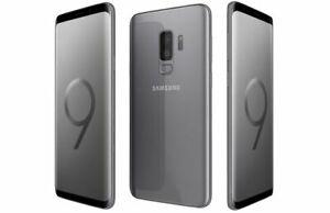 Samsung Galaxy S9 SM-G960W - 64GB - Gray  9/10  Unlocked