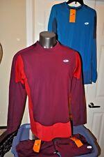Champion C9 K9083 Mens Power Core Compression Long Sleeve Shirt Multi Color/Size