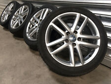 4x Orig. VW Golf Plus Jetta Siena Alufelgen 7J 17 Zoll ET54 1K0601025AF 225/45 *